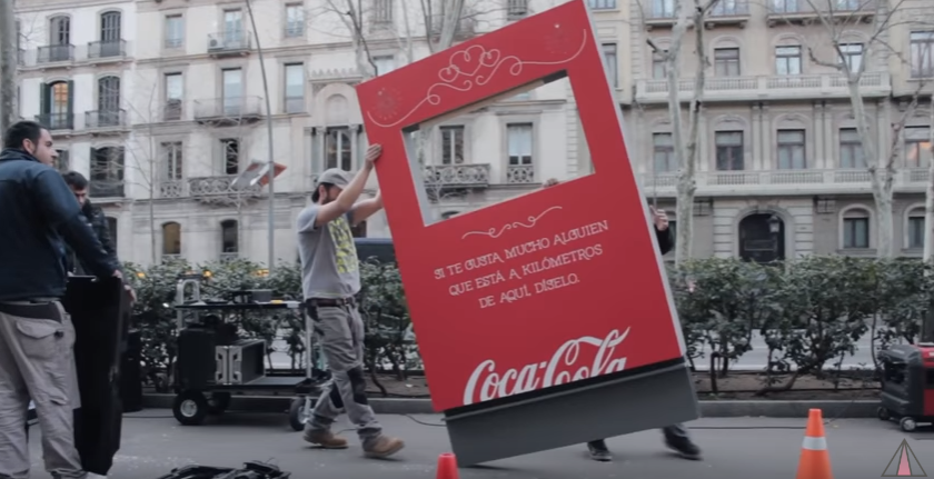 """Vídeo del día """"Campaña de Coca-Cola 2014"""" de TheCyranos"""