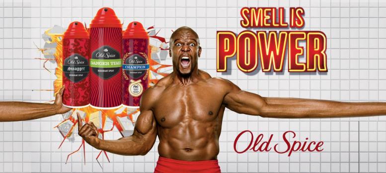 """Campañas publicitarias geniales """"Old Spice"""" por TerryCrews"""