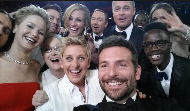 Campañas de Marketing virales: hoy… Ellen DeGeneres ySamsung