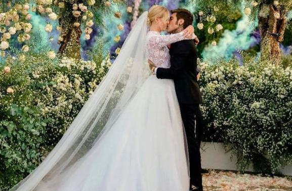 The Ferragnez, la boda de los 31 millones deeuros