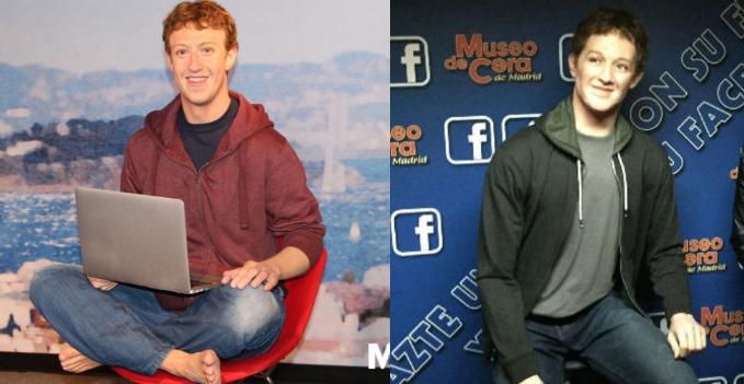 Facebook y el daño en su imagen: gigante con pies decera