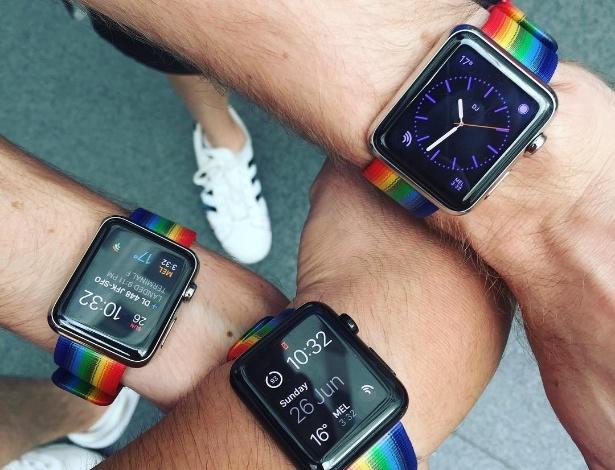 Smartwatch: 4 años de guerra entre Apple ySamsung