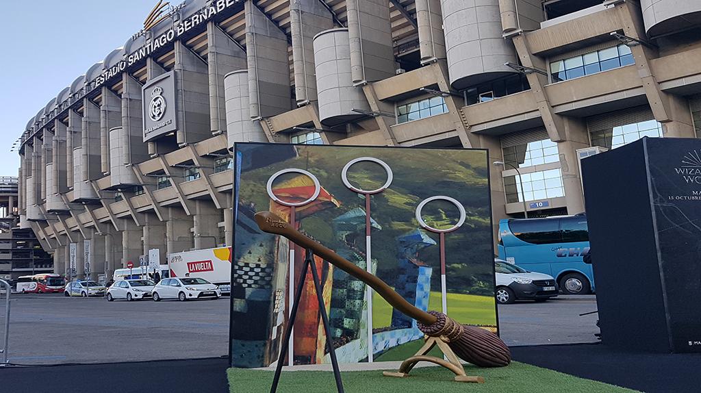 Madrid, no apto paraMuggles