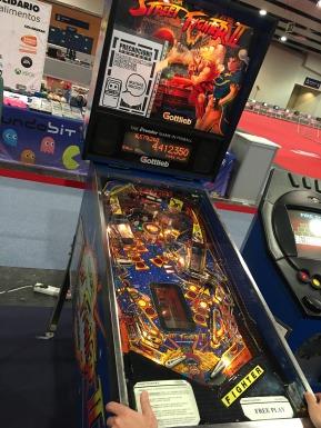 Arcade en MGW. Fuente: Elaboración propia (2018)