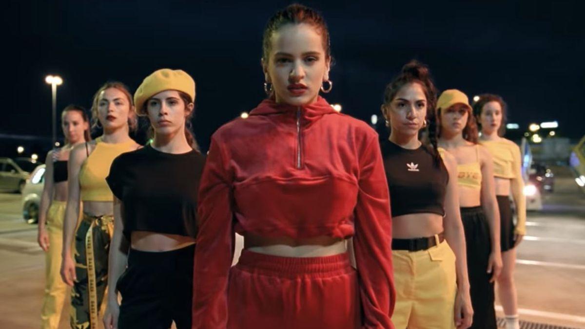 Rosalía: la fusión deléxito