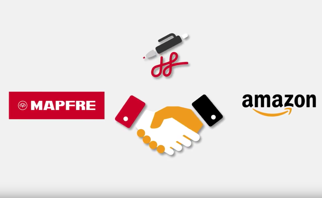 MAPFRE lanzará su primera oficina virtual en Amazon