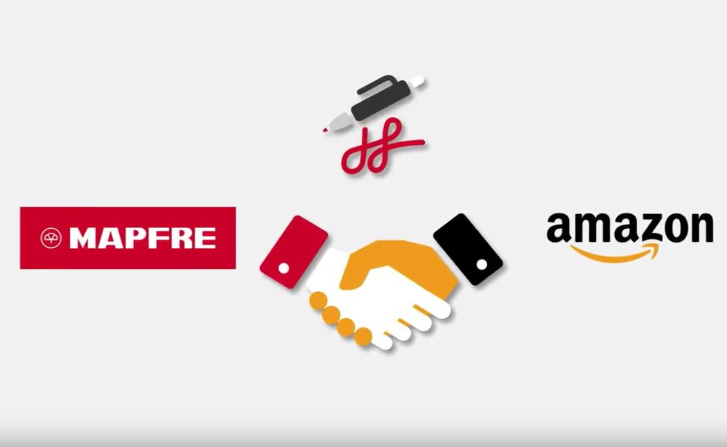 MAPFRE lanzará su primera oficina virtual enAmazon