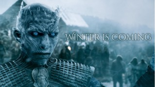winter is comng