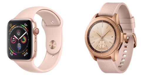 Apple watch samsung galaxy