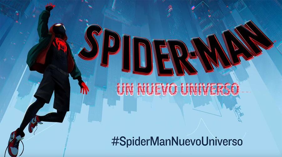 El 14 de diciembre llegará Spider-Man: Un NuevoUniverso