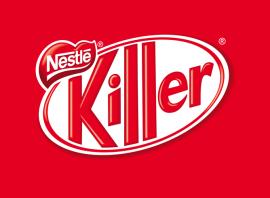 Resultado de imagen de kit-kat como killer